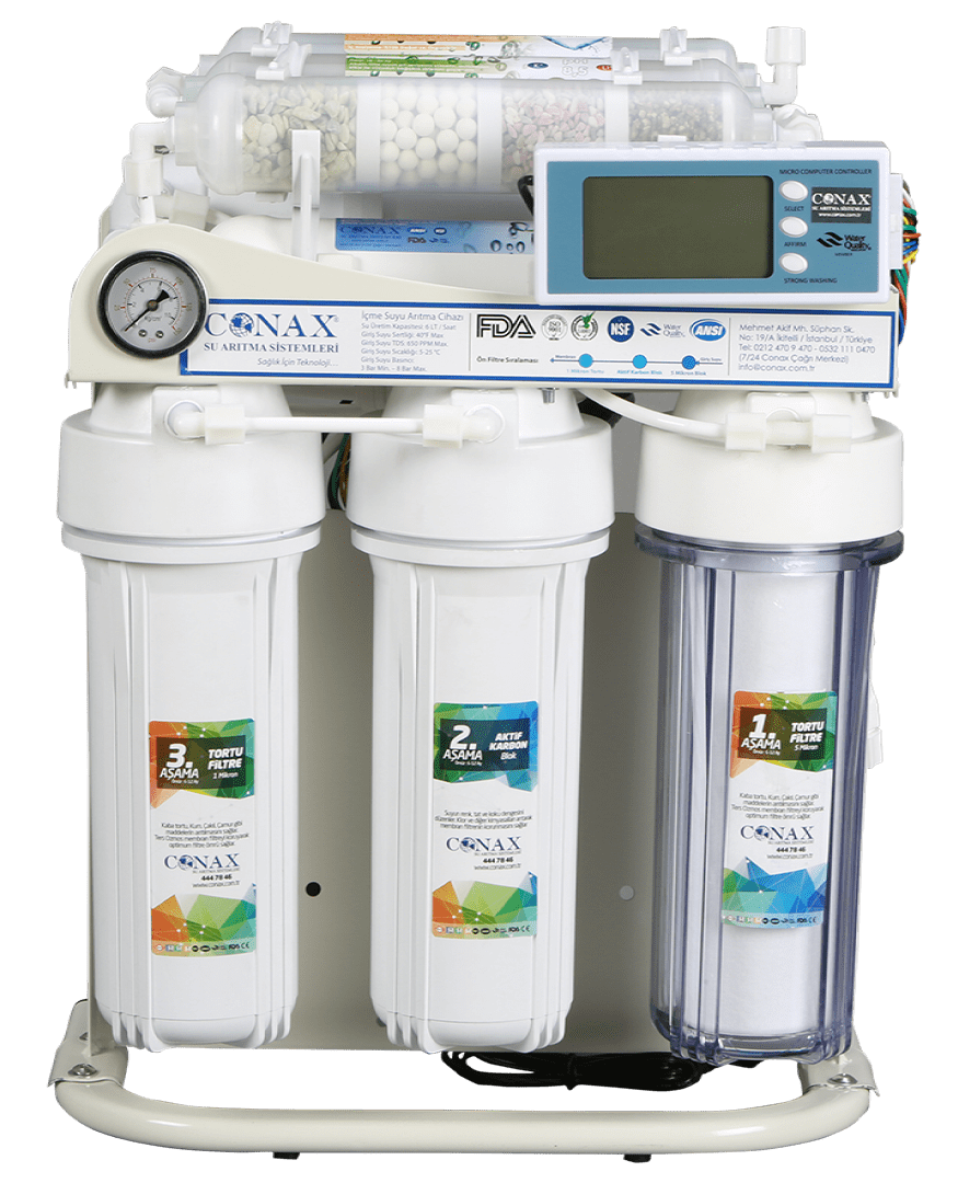 Su Arıtma Cihazı Ne İşe Yarar? - Conax Blog